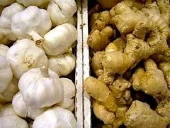 garlic-and-ginger